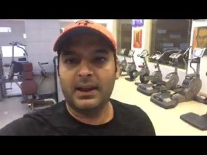Watch Kapil sharma back to Gym and geting back to life
