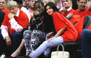 Kylie Jenner Pregnant With Travis Scott's Baby