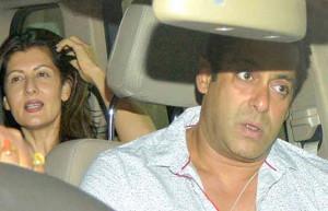 Iulia Vantur BREAKS Salman Khan & Sangeeta Bijlani's Friendship