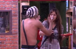 Akash Dadlani forcibly kissing Shilpa on 14