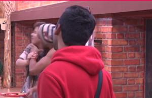 Akash Dadlani forcibly kissing Shilpa on 3