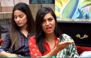 Arshi khan Bad gamer she blames Shilpa parents