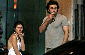 Ranbir Kapoor Mahira Khan no more friends